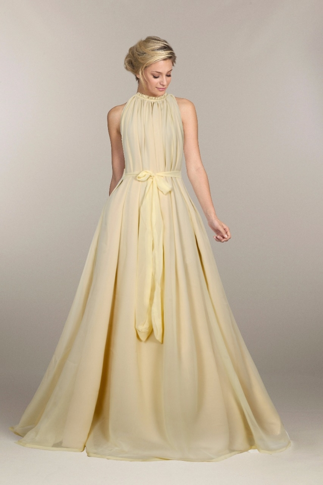 Exclusive Designer Royal Gown #G34 Dyna Ivory